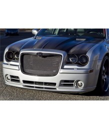 Капот для Chrysler 300 2005-2010 Chrysler 300 / 300c RTC Carbon Fiber Functional Ram Air Hood