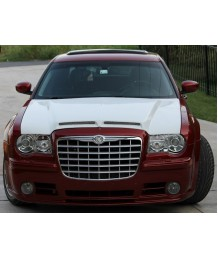 Капот с жабрами Chrysler 300 2005-2010
