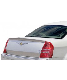 Спойлер 05-08 06 Chrysler 300C 4dr Custom Lip Mount Trunk Spoiler Wing