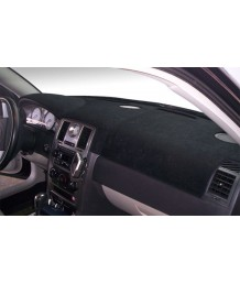 Накладка на торпеду Chrysler 300 05-10 Brushed Suede Dash Cover Mat Black w/o Climate Control