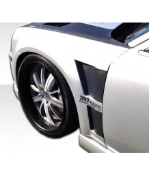Крылья передние 2005-2010 Chrysler 300/300C Duraflex Executive Fenders