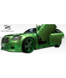 Пороги боковые 05-10 Chrysler 300 300c Elegante 05-06 Dodge Magnum Vip SIDE SKIRTS Kit Auto Bod