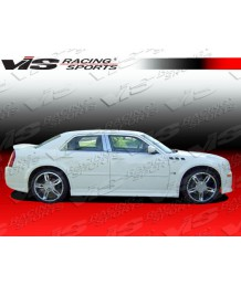 Пороги боковые 2005-2010 Chrysler 300/300C 4dr Evil Side Skirt Body Kit by VIS