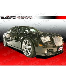 Пороги боковые 2005-2010 Chrysler 300/300C 4dr Kings Side Skirt Body Kit by VIS