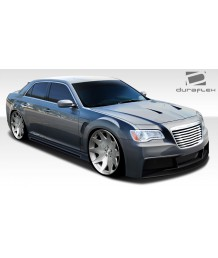 Обвес крайслер 300 11-14 Chrysler 300 Brizio Duraflex 9pcs Full Body Kit